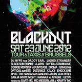 BLACKOUT 2012 - DUBSTEP STAGE PROMO MIX BY NANAKA & APASHE