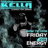 Kella Energy1058 Jungle Vinyl Session 20thSept2019