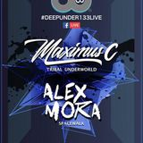 Alex Mora Live on DeepUnder133Live (Recorded Live on 4/6/18)