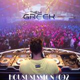 DJ-THE GREEK @ HOUSE SESSION #092