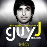 Live at Toika Lounge, Toronto w/ Guy J - October 6, 2012