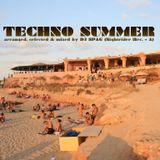 TECHNO SUMMER by DJ SPAG (Nightrider Rec. - Vienna, A)