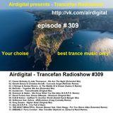 Airdigital - Trancefan Radioshow #309 2017-08-04