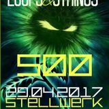 Loops & Strings 500 Warm Up Set @ Stellwerk Duisburg (29.04.17)