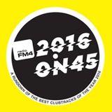 FM4 2016 on 45