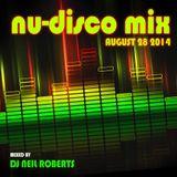 Nu-Disco Mix August 2014