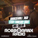 DANCEHALL 360 SHOW - (07/05/15) ROBBO RANX