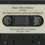 Ratty & Topbuzz - Interdance/Sterns 17th July 1993