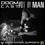DOOMCAST#01 BY MAN