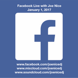 Facebook Live Sessions with JoeNice: January 1, 2017