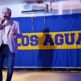 """Carlos Aguas: """"No vamos a dejar de competir en la Liga Nacional"""""""