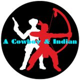 """Studio 69 Discoteque"" with a Cowboy & Indian on K2K Radio Sat 6 April"
