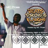 Beats Rhymes And Laughs - 10-29-14 - LIVE
