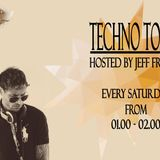 Techno Town Hosted By Jeff Freaks (Show 3)