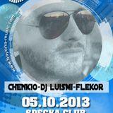 Chenkio@harmony Deluxe, Specka Club Madrid 5 Oct 2013