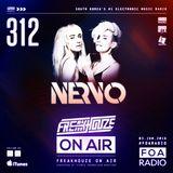 Freakhouze On Air 312 ● Nervo