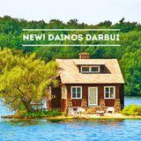 NEW! DAINOS DARBUI: DOVYDAS x2