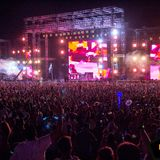 Dillon Francis @ cosmicMEADOW, EDC Las Vegas, USA 2014-06-22