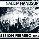 Sesión Febreiro 2016 Galicia Hands Up!