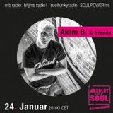 Absolut Soul Show /// 24.01.18 on SOULPOWERfm