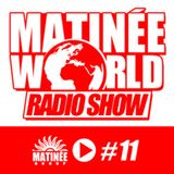 #Matinéeworld 11 Session by: ISAAC ESCALANTE!!