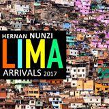 HERNAN NUNZI LIMA ARRIVALS 2017