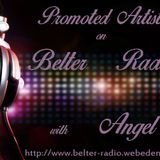 Promoted Artist with Angel o Belter Radio 20.1014