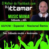 Music Mania - Nacionais - Remix - 03-11-2018