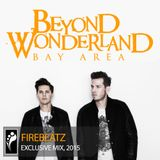 Firebeatz Beyond Wonderland Bay Area 2015 Mix
