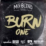 Blended On Wax: Session 7 with DJ Burn One