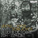 Jekyll Et Hyde invitent Tom Joyce - 08 Octobre 2015