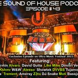 Parax- The Sound Of House Podcast Episode # 43 (UMF 2015 Edition)