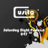 Cusito - Saturday Night Podcast 047 (24-11-2012)