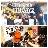 2017.11 GENNA FRIDAYZ LIVE (MAIN PLAY ダイジェスト)
