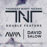 Thursday Night Techno by Nick Behrmann #07 @NSB Radio with Avika & David Salow 2016-11-01