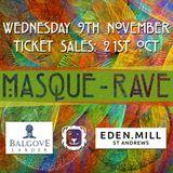 Masque-RAVE Preview Latin+Rave+EuroDance
