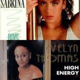 80's Divas MEGAMASHUP - From Disco/Funk to Electro/House EVELYN THOMAS v SABRINA by Oliver Stockholm