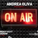 ANDREA OLIVA - ON AIR RADIO SHOW