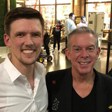 Live with Elvis Duran at New York Wine and Food Festival
