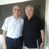 Bernardo Baraj - Musico en La otra agenda con Carlos Clerici