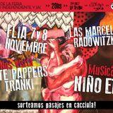 Próx FLIA 7 y 8/11, #BurbujaSideral de las Marcelas, Radioteatro electoral x Pote, Música x Niño Etc
