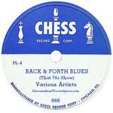 Back & Forth Blues