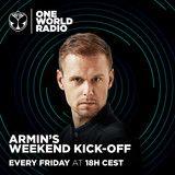 Armin van Buuren - Weekend Kick Off (Tomorrowland One World Radio) (25-10-2019)