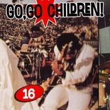 Go, Go Children Mix CD 16 - compiled by DJ Dean and John Stapleton, Sep 2013