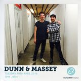 Dunn & Massey 19th April 2016