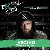 """Vecino Podcast-001 """"Rebl City 15-10-2016-Enschede"""""""