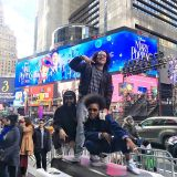 Darker Than Wax with Megatronic @ Times Square Transmissions 12-29-2018