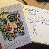 Emmanuelle Sans Pareille #46 - Renato Montanaro et Falcone, artistes de père en fils 24/05/17
