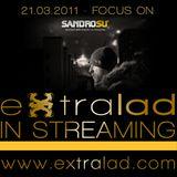 EXTRALAD radio show on B BOYZ RADIO - Puntata 00 – focus on Sandro Sù [ IT, Trieste ]
