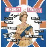 Verdi - Live @ Southern Cross - Queens Birthday Anarchy & Monarchy Special 1-6-14 (2nd hour+)